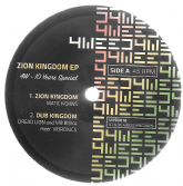 Matic Horns - Zion Kingdom / Dread Lion & Mr Biska meet Vibronics - dub (4Weed) 12""